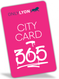Lyon City Card 365 jours : Adulte